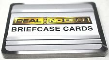 Cardinal Deal or No Deal replacement Briefcase cards New Sealed