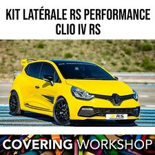 Kit latérale RS performance Clio 4 RS Renault Sport