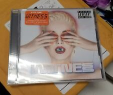 Witness [PA] by Katy Perry (CD, Jun-2017, Capitol) New/Sealed Cracked Case