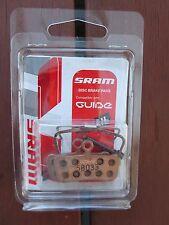 SRAM GUIDE DISC BRAKE PADS METAL PADS STEEL BACKING PLATE R RS RSC ULTIMATE