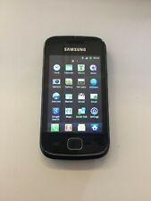 Samsung Galaxy Gio GT-S5660 - Dark Silver (Unlocked) Smartphone