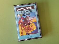 Treasure Island Sinclair ZX Spectrum 48K Game - Sinclair Research (SCC)