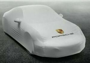 Genuine Porsche Car Cover Coupe Cabriolet 991-044-000-40