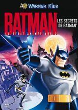 Batman, la série animée Les secrets de Batman DVD NEUF SOUS BLISTER