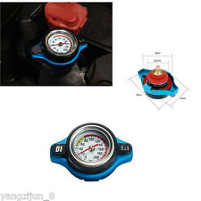 1.1 BAR Small head Thermostatic Radiator Cap Cover Water Temp Temperature Gauge