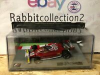 "DIE CAST "" FERRARI 312 T2 - 1977 NIKI LAUDA 1977 "" FORMULA 1 COLLECTION 1/43"
