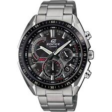Casio Men's Edifice EFR570DB-1AV Chrono Stainless Steel Watch