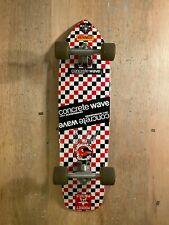 Complete skateboard #1 checkerboard ABEC11 for racing, slalom, cruising, etc.