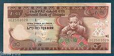 ~ Etiopia 10 birr BANCONOTA-P48 ~
