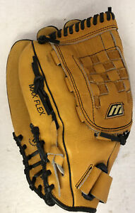 "MIZUNO LEATHER PROFESSIONAL MODEL GF1402 14""LEFT HANDED Power LockBASEBALL GLOVE"