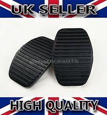 2x Fiat Doblo Albea Punto Palio Fiorino Lancia Break / clutch pedal pad rubbers