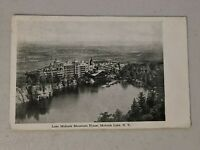 Lake Mohonk Mountain House Mohonk Lake New York Vintage Postcard #566