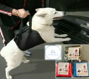 Gehhilfe Tragegurt Tragehilfe Hebehilfe Hunde schwarz/rot/blau/camoufl S M L XL