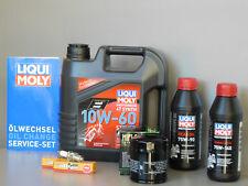 Sistema de mantenimiento MOTO GUZZI BREVA 850 Filtro de aceite bujía Servicio