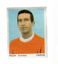 [FRT] FIGURINA FERRERO CALCIATORI 1967/68 VARESE PICCHI