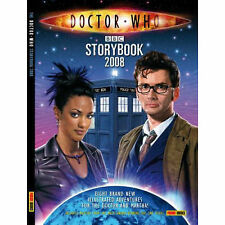 Doctor Who Storybook 2008: Storybook (Dr Who)-ExLibrary