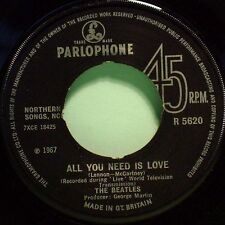 Beatles - All you need is love/Baby, you're a rich man