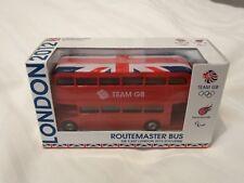 Corgi Routemaster Bus London 2012 Olympics Team GB