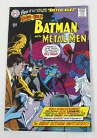 Batman & The Metal Men DC Comics Promo Cover An All New Tale From the Silver Age