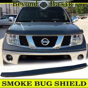 For 2005-2015 2016 2017 2018 2019 2020 2021 Nissan Frontier SMOKE Bug Shield