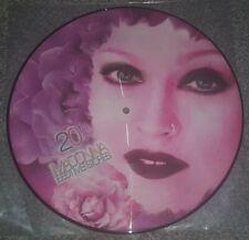 "12"" Vinyl LP Ltd. Picture Madonna -Bed Time Stories Lady Gaga Cher Kylie Minogue"