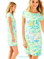 NWT Lilly Pulitzer Marlowe Dress Multi Sea Salt and Sun XXS,XS