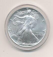 1992 UNITED STATES/USA/US/STATI UNITI, ONE Dollar Liberty  (Aquila) Argento FDC