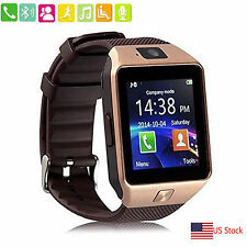 Boys Bluetooth Wrist Smart Watch For Samsung Galaxy S7 S6 Edge Plus S5 Android