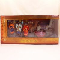 BibleQuest The Three 3 Wise Men Action Figure Jesus Birth Nativity Character Set