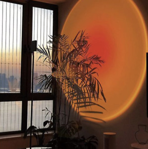 Sunset Projection Lamp // Rainbow Projection Lamp