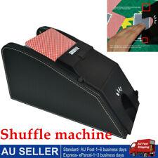 2 In 1 Automatic Electronic Card Casino Shuffler Dealing Dispenser Machine