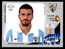 Panini Liga de Campeones 2012-2013 Ignacio Camacho Málaga CF no. 218