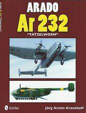 "Arado Ar 232 ""Tatzelworm"""