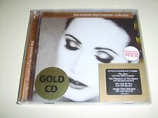 SARAH BRIGHTMAN - The Andrew Lloyd...Malaysian 1997 Polydor gold CD NEW/SEALED!