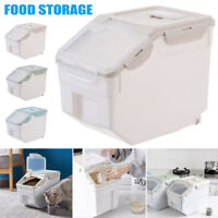 Airtight Pet Food Storage Combo Container Airtight Lid Plastic Storage Container