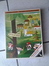 Mainzelmännchen  - -70  er Jahre-ein Ravensburger Puzzle  - komplett -schön