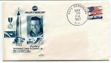 1963 Project Mercury Astronaut Leroy Cooper Orbits Earth Cape Canaveral SIGNED ?