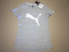 Women's Puma T-Shirt Grey Small BNWT