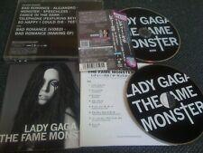 LADY GAGA / the fame monster /JAPAN LTD CD&DVD OBI