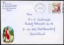 Poland 2002 Cover To Germany #C21207