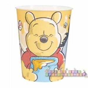 WINNIE THE POOH Happy Honeycomb REUSABLE KEEPSAKE CUPS (2)~ Birthday Supplies