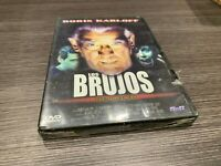 Les Sorciers DVD Boris Karloff The Sorceres Scellé Sealed
