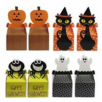 KATOOM 24pcs Halloween Candy Boxes,Trick or Treat Box Sweets Chocolate Gift