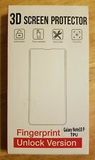 3D Screen Protector for Galaxy Note 10P 2 Pack