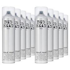 TIGI Bed Head HARD HEAD Hard Hold Hairspray Haarspray starker Halt 10x 385 ml