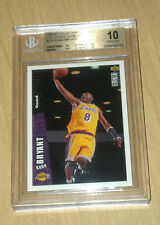 1996-1997 Collector's Choice Kobe Bryant #LA2 PRISTINE BGS 10