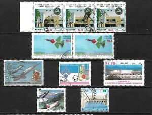 PAKISTAN...NICE STAMPS