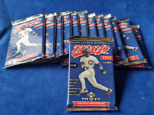 Lot Of 13  -  2003 UpperDeck Mvp Unopened Pack  -  8 Packs
