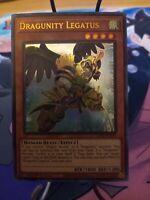 Yugioh! Dragunity Legatus - GFTP-EN037 - Ultra Rare - 1st Edition Near Mint