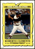 Roberto Clemente 2021 Topps Heritage 5x7 The Great One #GO-6 /49 Pirates